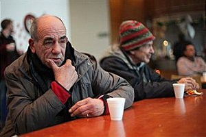homeless people--getty images