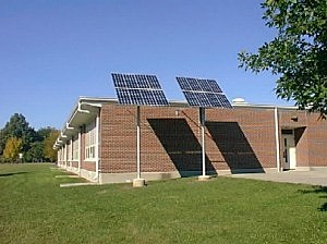 a green school