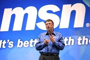 Microsoft Chairman & Chief Software Architect Bill Gates