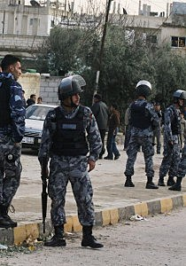 Anti-Terrorist Specialists in Jordan