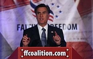 GOP Presidential Candidates Speak At Faith And Freedom Coalition Conf.