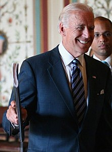 Biden Meets With Members Of Congress On Debt-Budget Deal