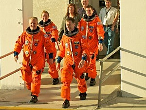 Shuttle Atlantic Crew