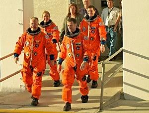 Shuttle Atlantic Crew