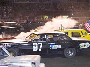 Demo Derby-Benton Franklin Fair