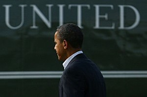 Obama Departs White House For 3-Day Midwest Trip