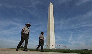 Washington Monument Closed After Cracks Discovered After Earthquake