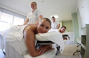 A Massage-Just What YOU need!