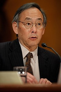Energy Secretary Chu