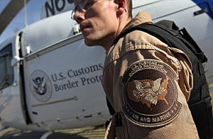 Border Patrol Agents Track Drug Smugglers-December 2010