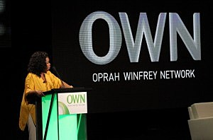 Oprah Winfrey Launches OWN