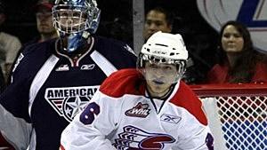 Tri City Americans Hockey