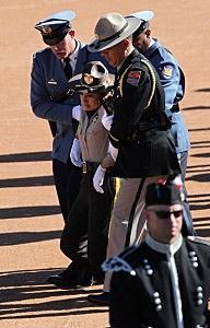 Border Patrol Mourns Slain Agent At Memorial Service