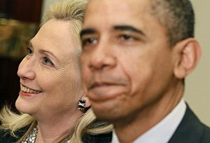Hillary vs Obama in 2012 Primary?