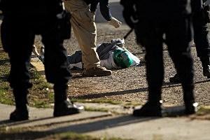 Mexican Drug Violence Victim