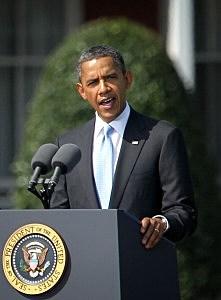 Obama Speaking Again
