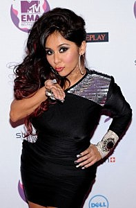 The Troll from Jersey Shore-Snooki