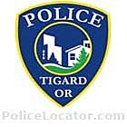 Tigard OR police department