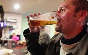Drinking On The Job?