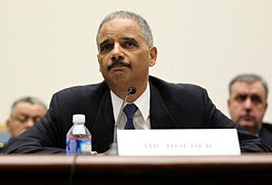Attorney Gen. Eric Holder Testifies On Justice Dept. Oversight