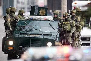 SWAT Team in Lakeland WA