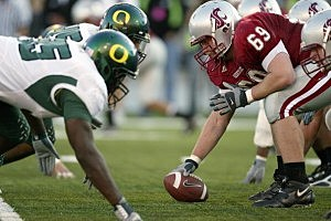 Oregon Ducks v Washington State Cougars