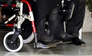 Legless Man in Sweden denied motorized wheelchair