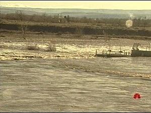 Yakima River Flooding 2011