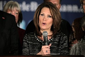 Michele Bachmann Announces She's Suspending Her Campaign For President