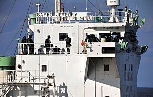 North Korea launches cruise ship
