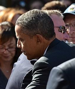 Obama at Disneyworld