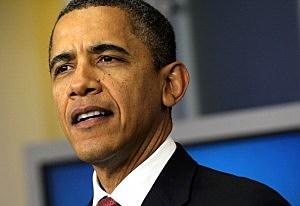 Obama speaks at White House