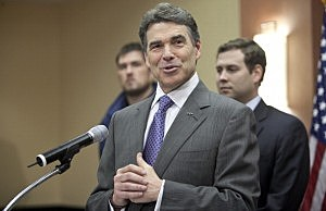 Rick Perry Drops Out