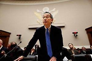 Steven Chu Testifies At House Hearing On Solyndra