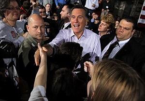 Mitt Romney In WA