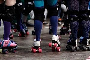 Roller Derby-Atomic City Rollergirls