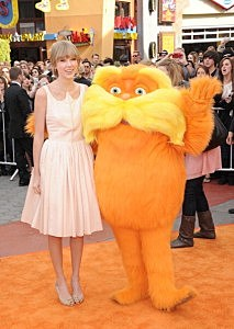 The Lorax with Taylor Swift