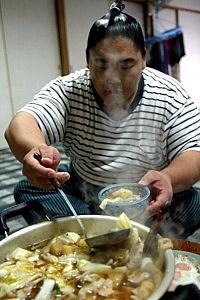 Mongolian food--yum!