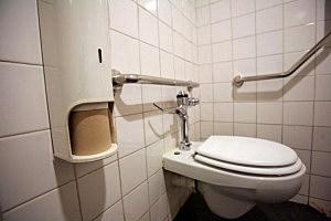 toilet flushing ban