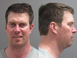 Ryan Leaf Booking Photo - April 2, 2012