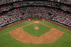 chase field-arizona diamondbacks