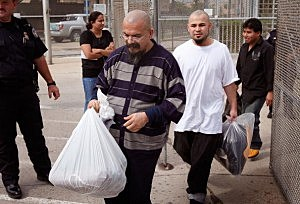 Illegal Aliens Repatriated By US Immigration And Customs Enforcement