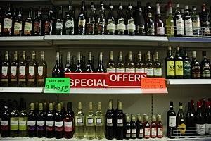 Winning bids on liquor stores announced