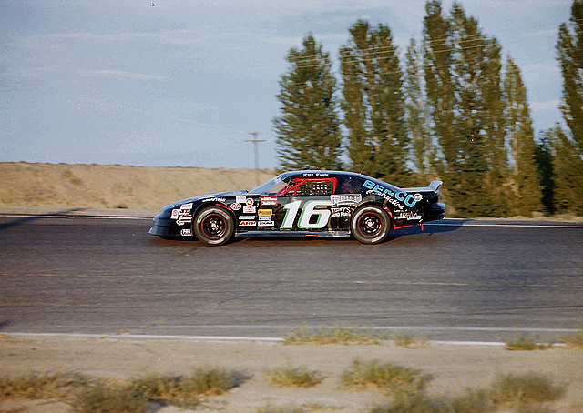 NASCAR Star Greg Biffle won titles in 95-96 at Tri City Raceway