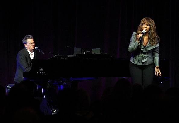Donna Summer performing 2011