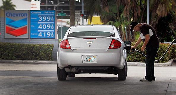 memorial weekend gas prices