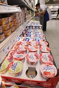 Yogurt Spill Closes Interstate