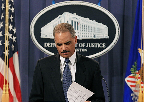 AG Holder facing contempt charges
