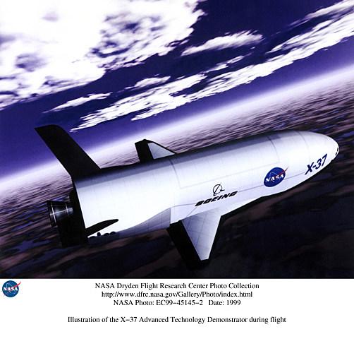 XB-37 Secret Aircraft