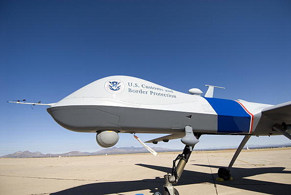 Drone mistaken for UFO in Washington D.C.